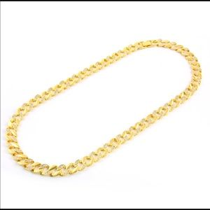Other - New 18 k yellow gold necklace